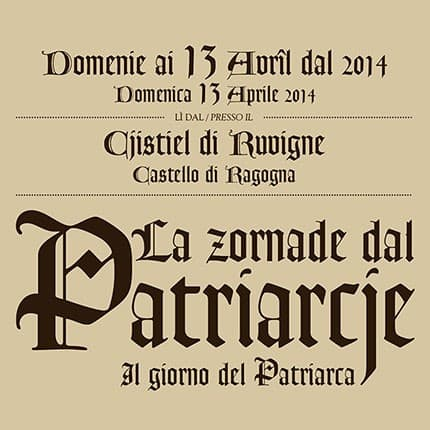 La zornade dal Patriarcje
