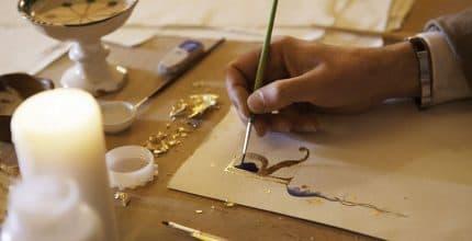 Corso Intensivo di Miniatura <br/>Workshop of Medieval Illumination Art