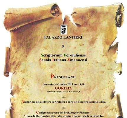 Scriptorium Foroiuliense a Gorizia