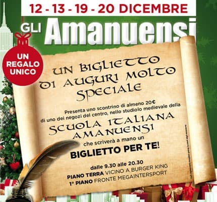 Città Fiera di Udine 12-13-19-20 Dicembre 2015