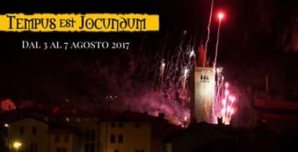 """Messaggero Veneto – """"Tempus est jocundum"""" durerà cinque giorni"""