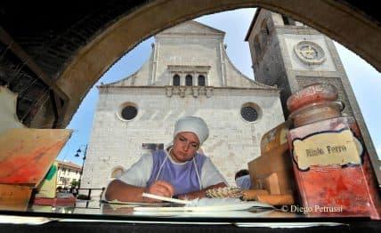 Scriptorium Foroiuliense a Cividale – Palio di San Donato