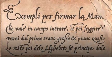Corso intensivo di Italico